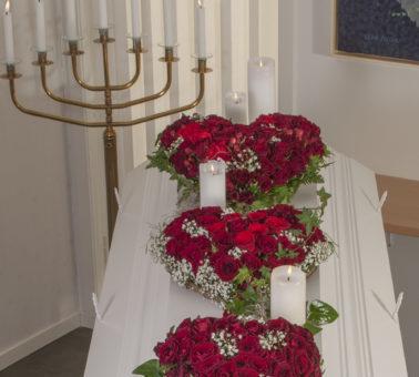 Blomster kan bestilles for levering i Haugesund og Karmøy
