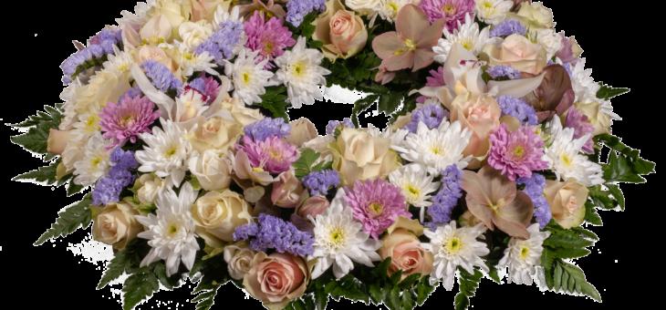 Begravelseblomster til Haugesund og Karmøy